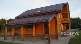 Готовые дома в коттеджном поселке Ромашково