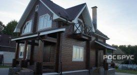 Готовый дом по проекту КБ-160