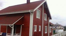 Готовый дом в поселке Янтарный
