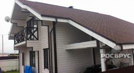 Готовый дом по проекту КБ-150