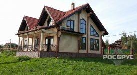 Готовый дом в Кстово
