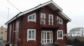 Готовый дом в деревне Никульское