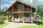 Проект каркасного дома КК-192, 9х10 м - 4